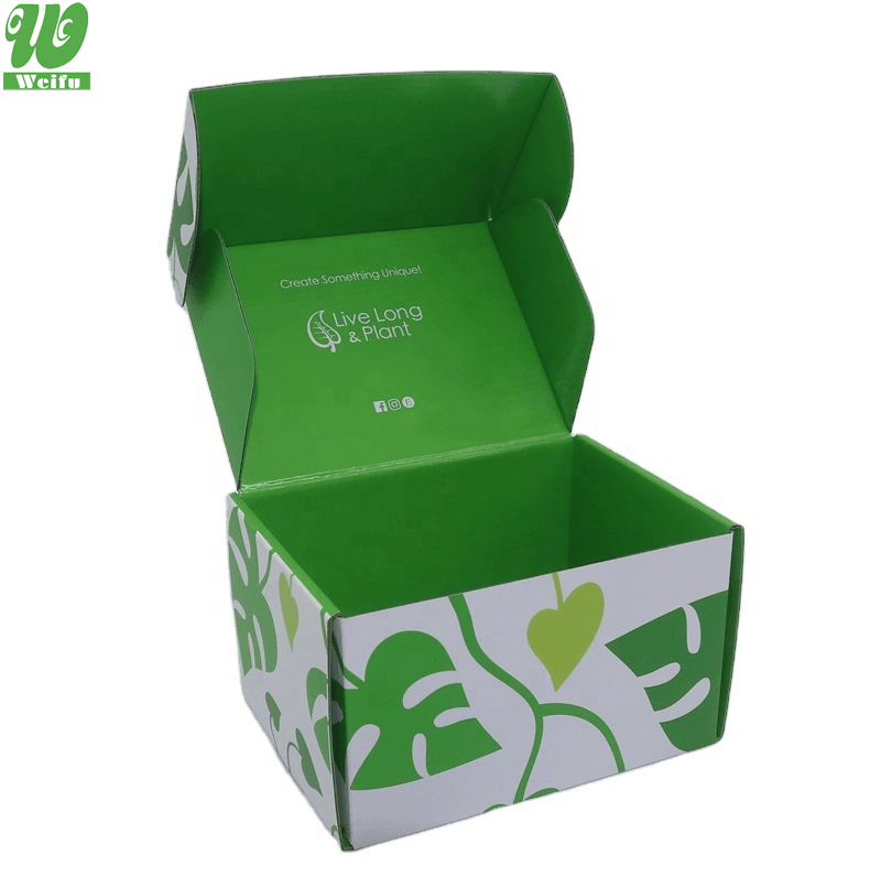 Mailer Box Wholesale Custom Printed Unique Corrugated Shipping Box Packaging Custom Gift Box Logo Cardboard Mailer Paper Box