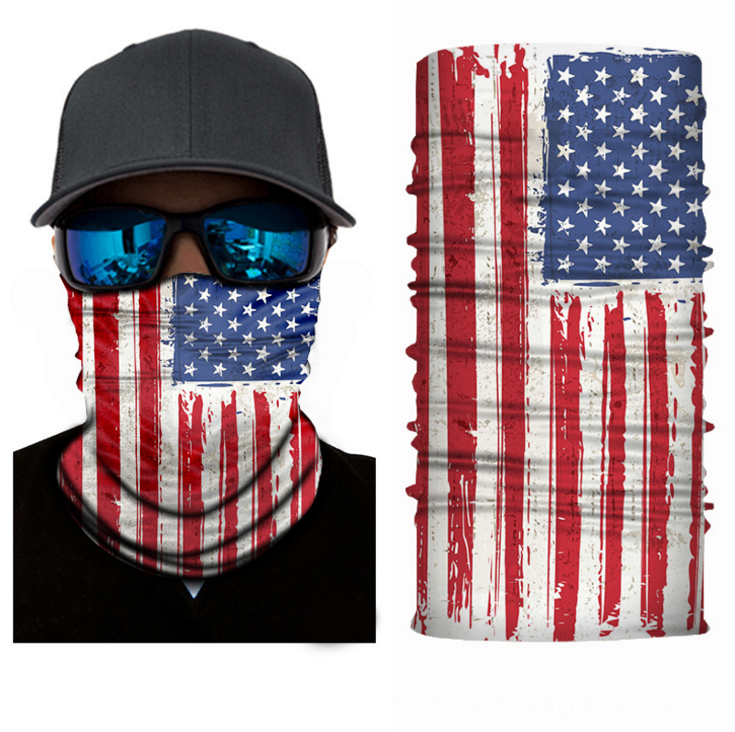 Factory Price Promotion Outdoor New Arrival Tubular Seamless Multifunction Bandana Scarf/Face Mask Shield Polyester Tube Bandana