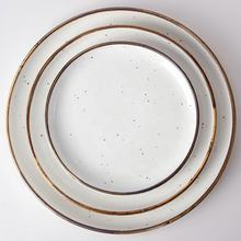 Catering Hotel Ceramic Dinner Plate Wholesale Restaurant Ceramic Plates Colored
