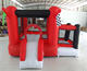 High quality factory cost Trampoline Jumper Fun Bouncer Toddler Baby Inflatable Bounce House Party