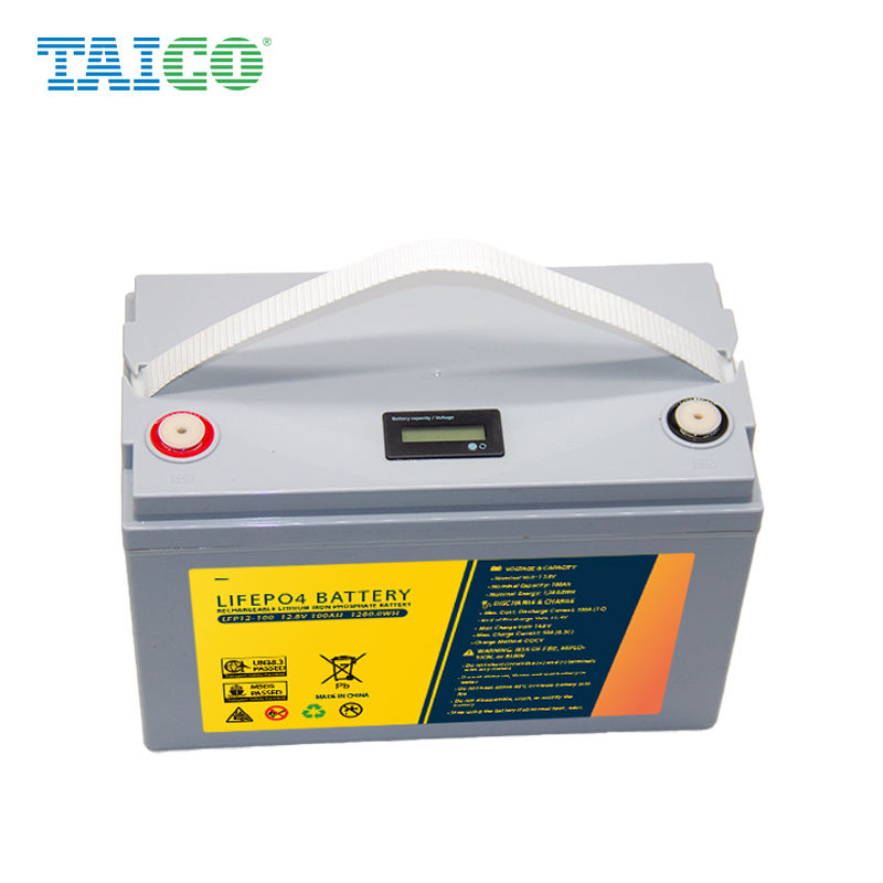 Factory direkt verkauf Supported Series Connect Recharge Lithium Battery 12V 100Ah 150Ah