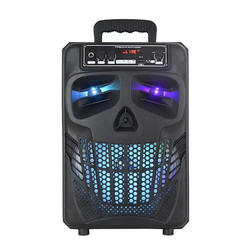 2020 Brand new style 8 inch private mould wireless portable portable BT speaker