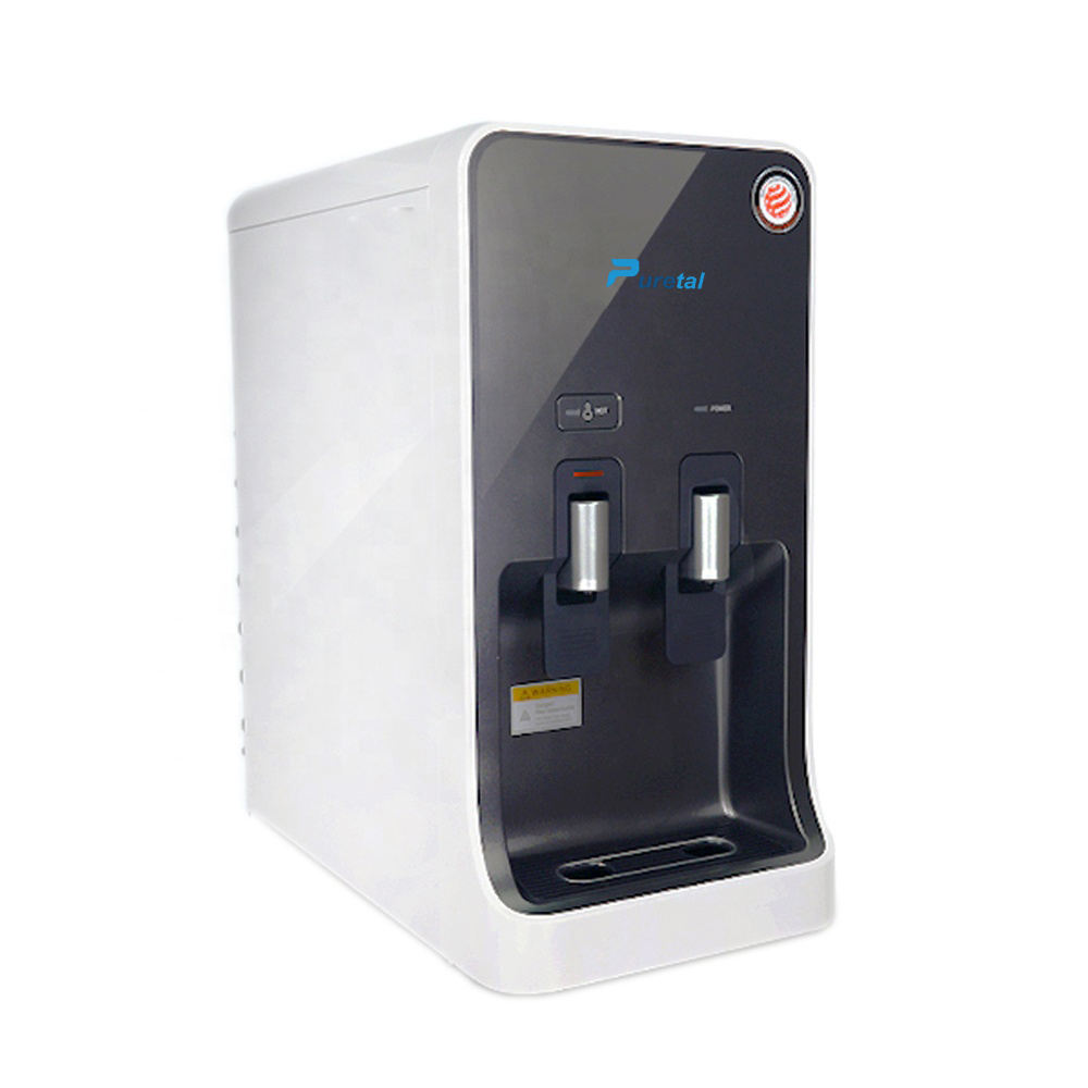 Korea style magic hot and cold water dispenser with UF water filter