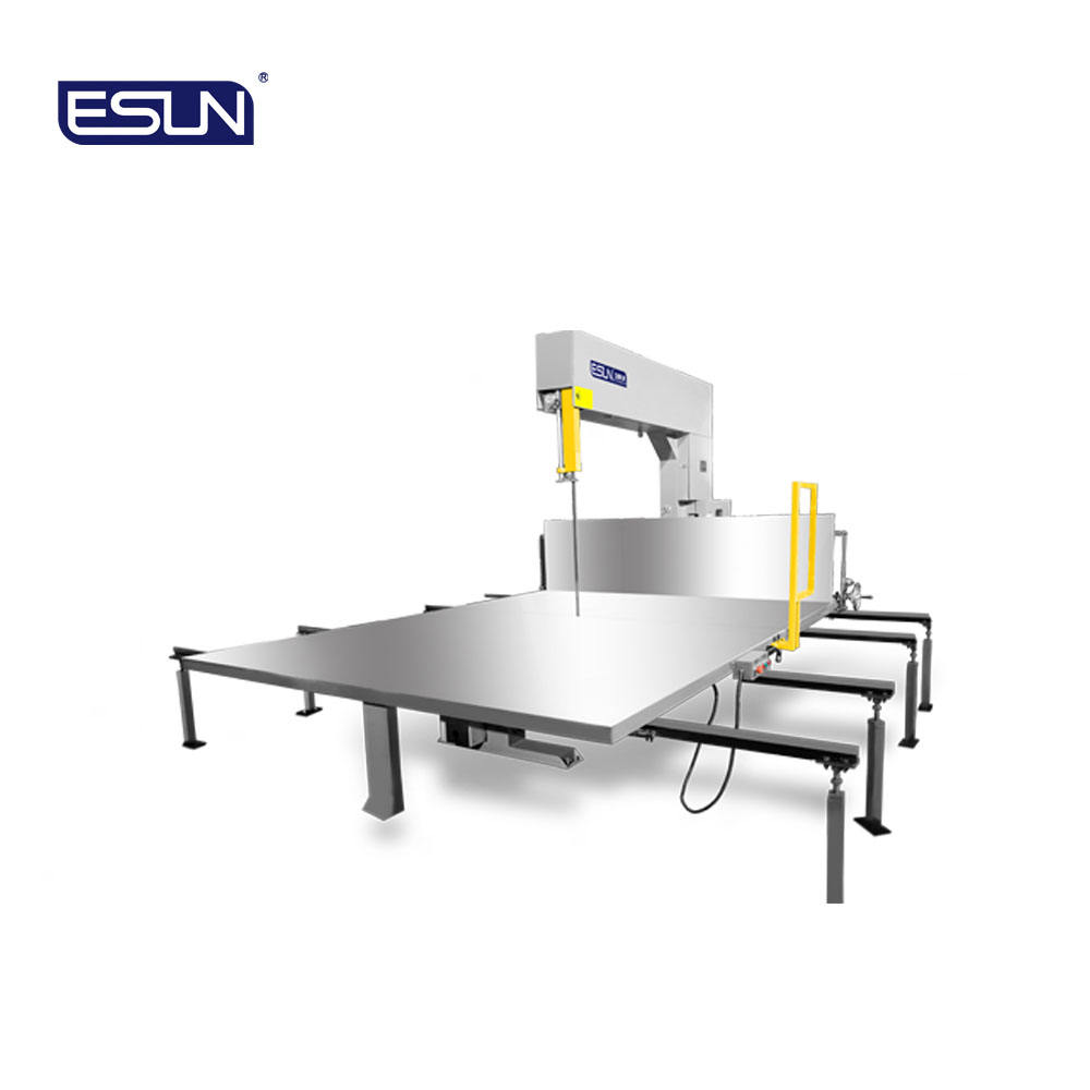 ELQ-4L/4XL Vertical Foam Cutting Machine