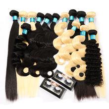 Free Sample Virgin Mink Brazilian Hair Bundles,Brazilian Human Hair Weave Bundle,Raw Virgin Brazilian Cuticle Aligned Hair