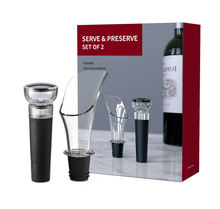 2020 Amazon Food-grade Material Wine Accessories Gift Set