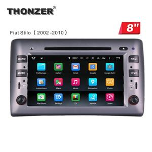 Android 10.0 CAR DVD Player with GPS for Fiat Stilo (2002 to 2010)
