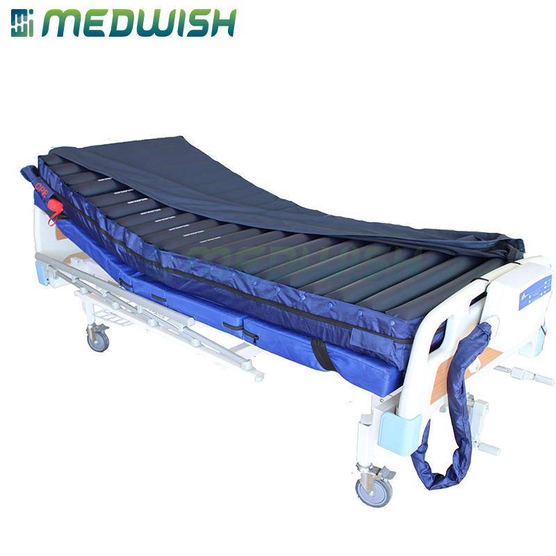 CE Approved quality anti-bedsore TPU material medical waterproof hospital grade air mattress for icu bed