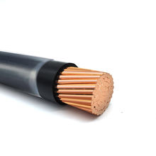 THHN Cable Wire Size AWG 8 10 12 14 Copper Nylon Electric Building Cable