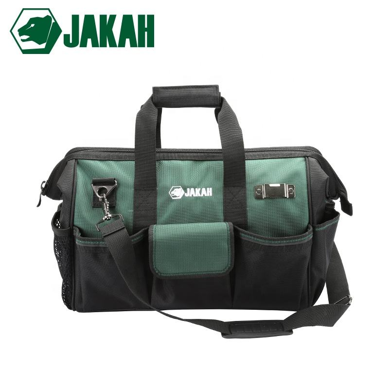 Heavy duty 1680D portable carrier electrical network repair tool storage bag electrician repairman durable large opening