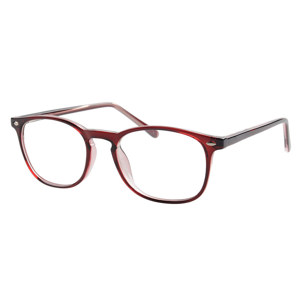 18028 di colore Rosso vintage cp ottico montature per <span class=keywords><strong>occhiali</strong></span>
