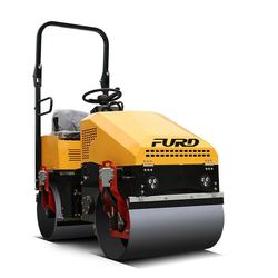 Hydraulic double  drum vibratory road roller soil roller compactor construction machinery roller FYL-890