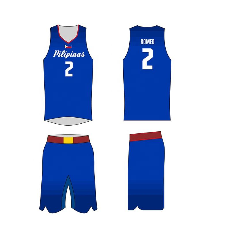 custom basketball uniform china factory best quality philippines basketball jersey design dark blue basketball clothing