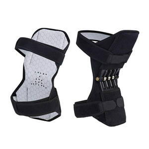 Neopreen Waterdichte Power Lift Lente Kracht Tool Joint Knie Brace Pads Lente Kniebrace Power Knie