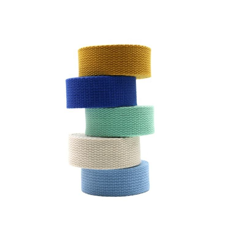 Security 100mm conveyor flat aircraft car stocklot of rubber 75mm polyester 1.25 safety car seat 4cm belt webbing strap