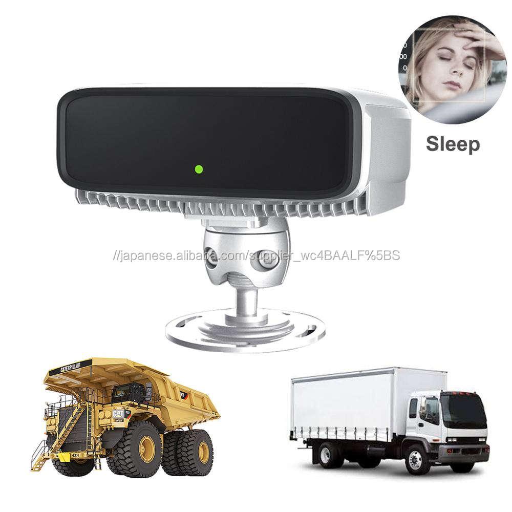 チリサンティアゴ使用ハイエンド Dsm Ds03 抗睡眠で車のトラック艦隊セキュリティオーディオ監視デジタルカメラモニターシステム