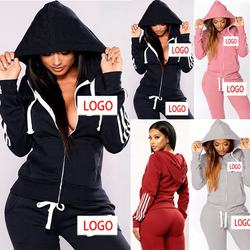 Women 2 Piece Set Fall Autumn Women Clothing Plus Size Club