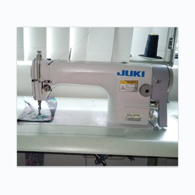 New Industrial Japan Brand Single Needle JUKIS DDL-8700 Sewing Machine For Sale