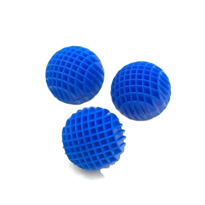 Doux Solide Dur Personnalisé Silicone Balle En <span class=keywords><strong>Caoutchouc</strong></span> Pour Écran Vibrant
