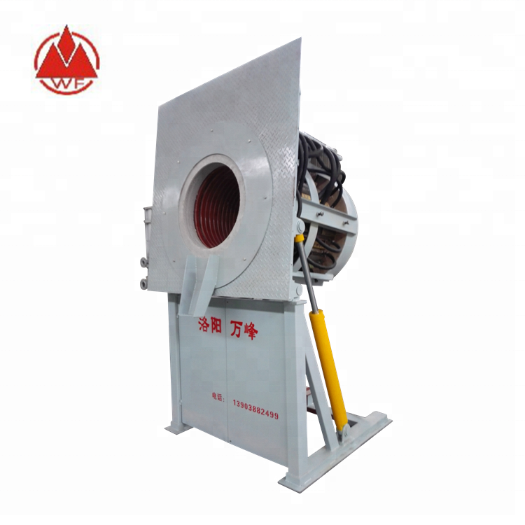 China 5 ton Stainless Steel Scrap Melting Induction Furnace price
