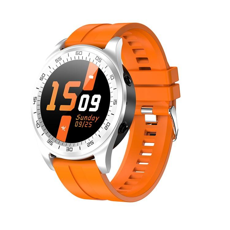 Summer Color Orange Smart Watch T20 High-Performance CPU Support BT Call/2G SIM Card Stylish Design Fashion Item