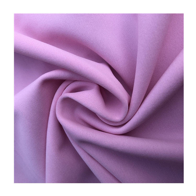 High Quality Warp Knitted Polyester Lycra Spandex Fabric 4 Way Stretch Fabric For Body belt Underwear Bra Fabric