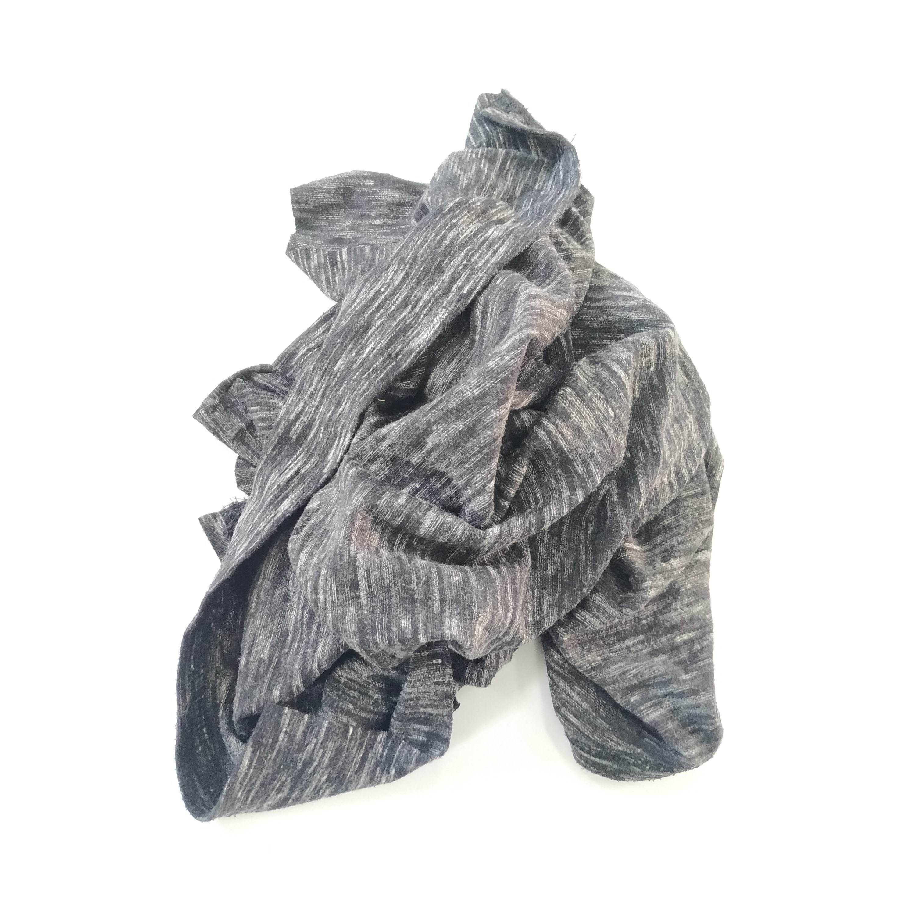 Disposable colored cotton rags Second-hand clothes dark 100% cotton T-shirt fabric waste waste cotton scraps