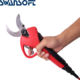43.2V lithium battery electric pruning scissors charging garden bypass pruning shears from Swansoft