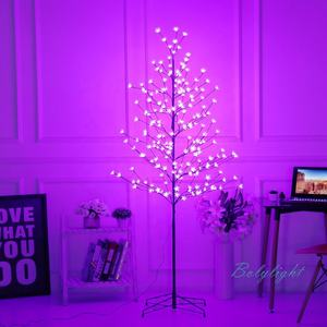 Commercio all'ingrosso Artificiale Albero Di Natale Decorazione Con Luci A Led