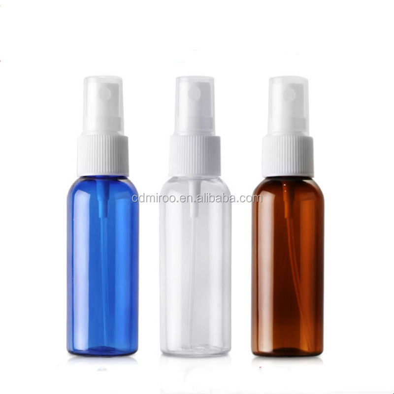 15-100ml Plastic Fine Mist Spray Pump Bottle Refill Perfume Bottle Used For Body Spray