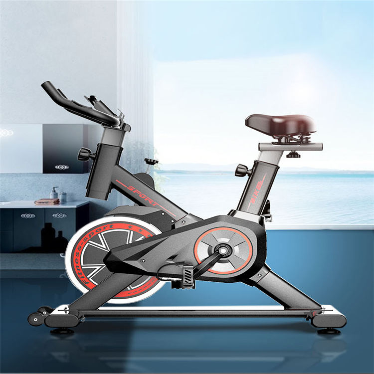 Body Building Home Fitness Indoor Exercise Fit Gym Cycle Magnetic Control Exercise Bike