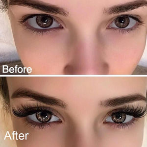 Custom Organischen Großhandel Natürliche FEG Augenbraue Augenbraue Enhancer Wachsen Flüssigkeit Boost Lash Wachstum Serum Private Label Wimpern Serum