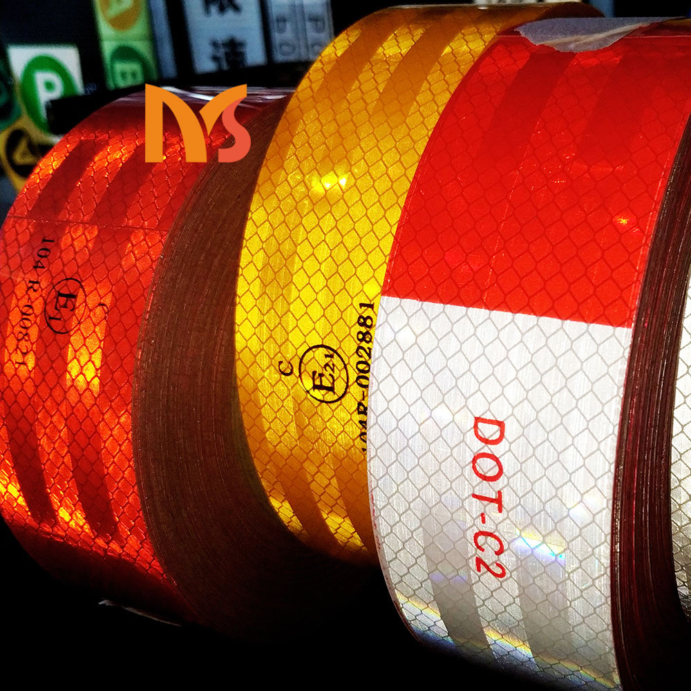 3M printed adhesive tape for truck