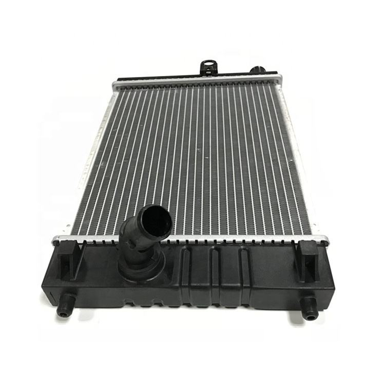 China Auto Car Engine 1KD 2KD 2TR 1651030011 Aluminum Radiator OEM 16510-30010 for Hiace