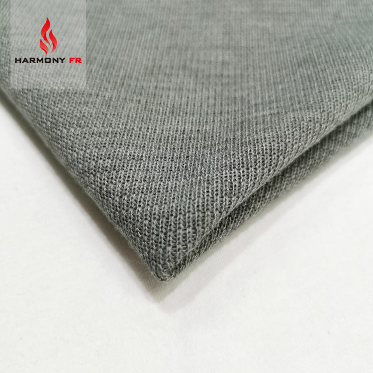 Knitted Fireproof Meta Aramid Fiber Fabric