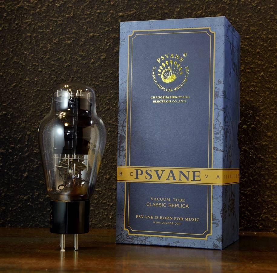New Pair PSVANE 300B//N 300BN Vacuum Tube Mesh Plate Replace 300B Hifi Audio DIY