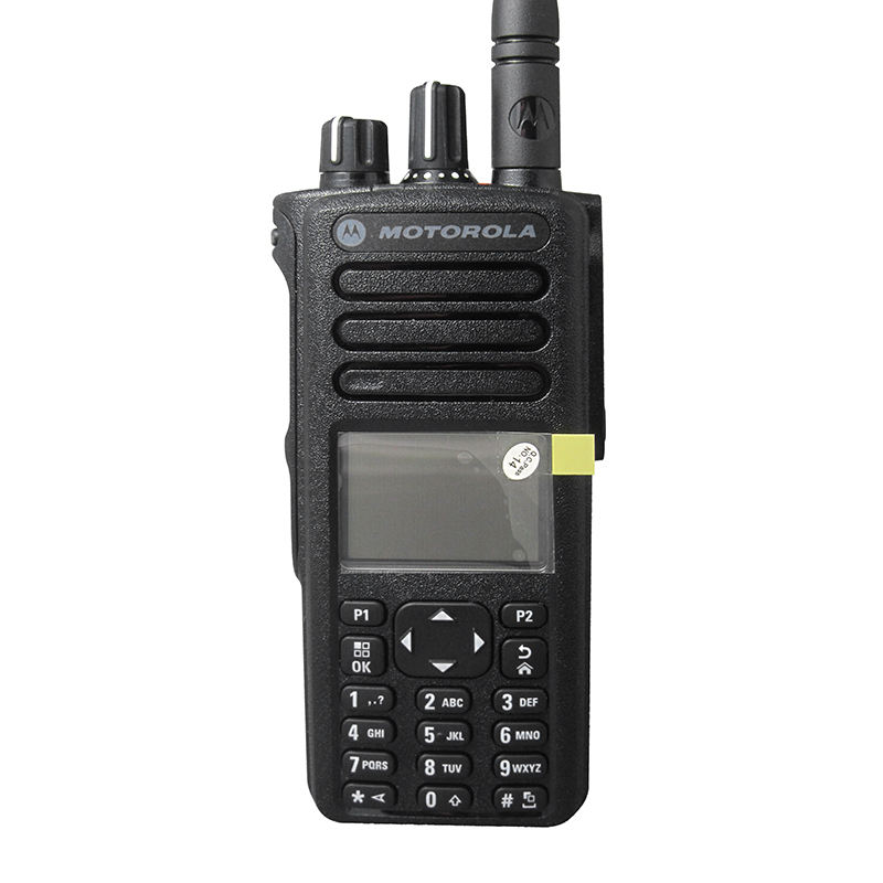 Walkie Talkie 200 km Radio Vhf Uhf DMR Digital Radio Motorola DP4801