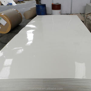 Formica Faced Plywood Matt/Glossy HPL Faced White Laminated Formica Plywood