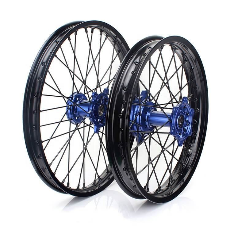 "Hot sale 21"" 18"" Inch Dirt Bike Front Rear Alloy Wheel for KTM EXC SX SXF 125 250 450"