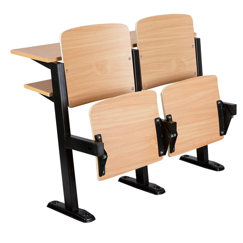 Popular school furniture classroom bench student desk chair furniture for university