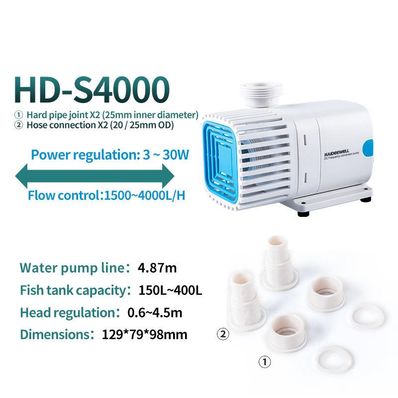Water Pump Water Pump Smart 6 Inch Mini 24v Dc Solar Water Pump Pressure Water Pump