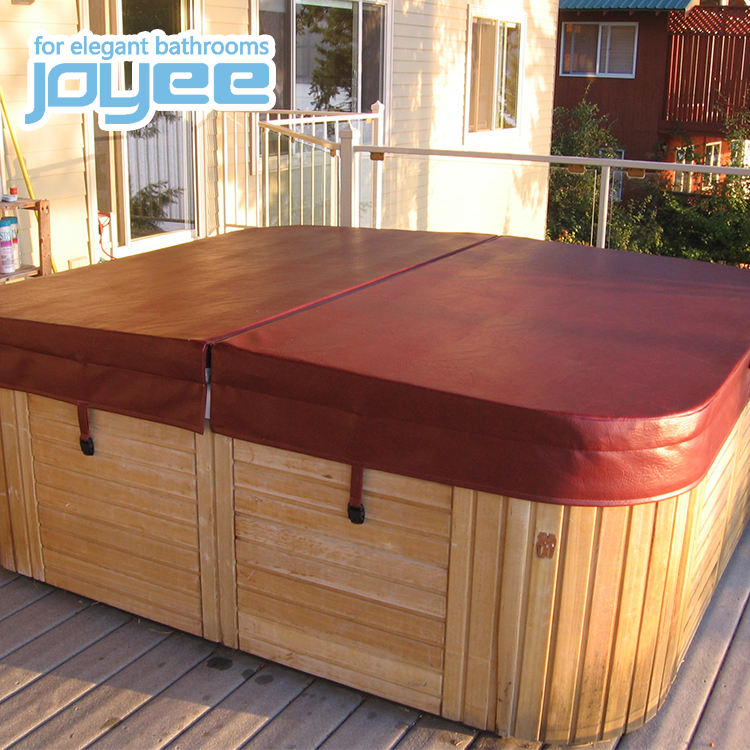 JOYEE Outdoor Hot Tub & Spa Multi-color Mini Spa Cover Custom Made Outdoor Whirlpool Hot Tub customized Lid insulation cover