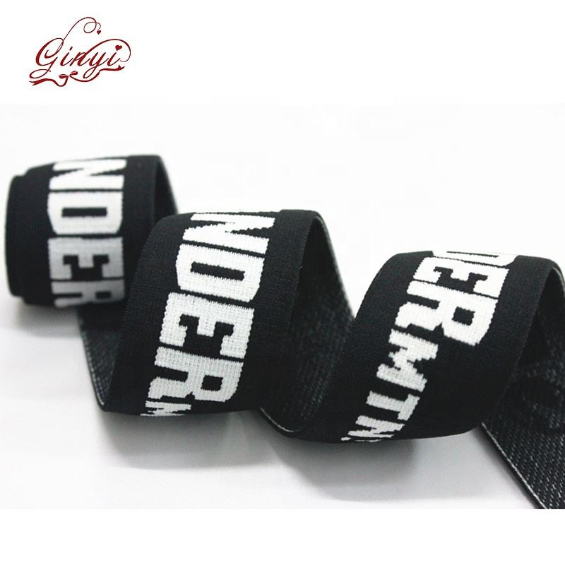 men women boxer briefs custom underwear embroidered elastic bands