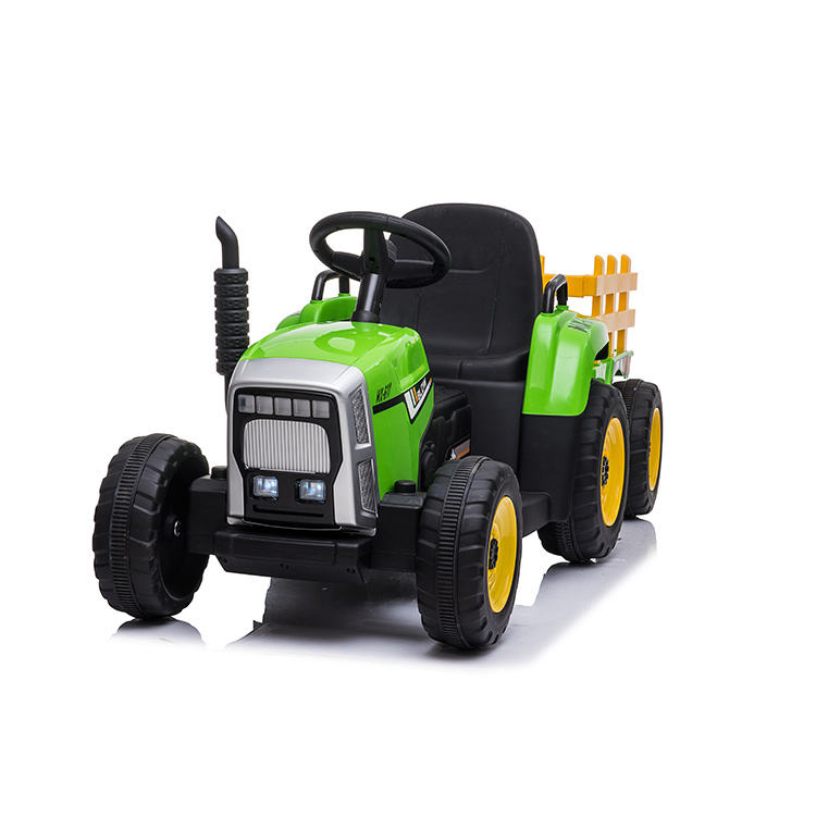 New ride on tractor kid ride toy car electric kids battery operated cars toy cars for kids to drive