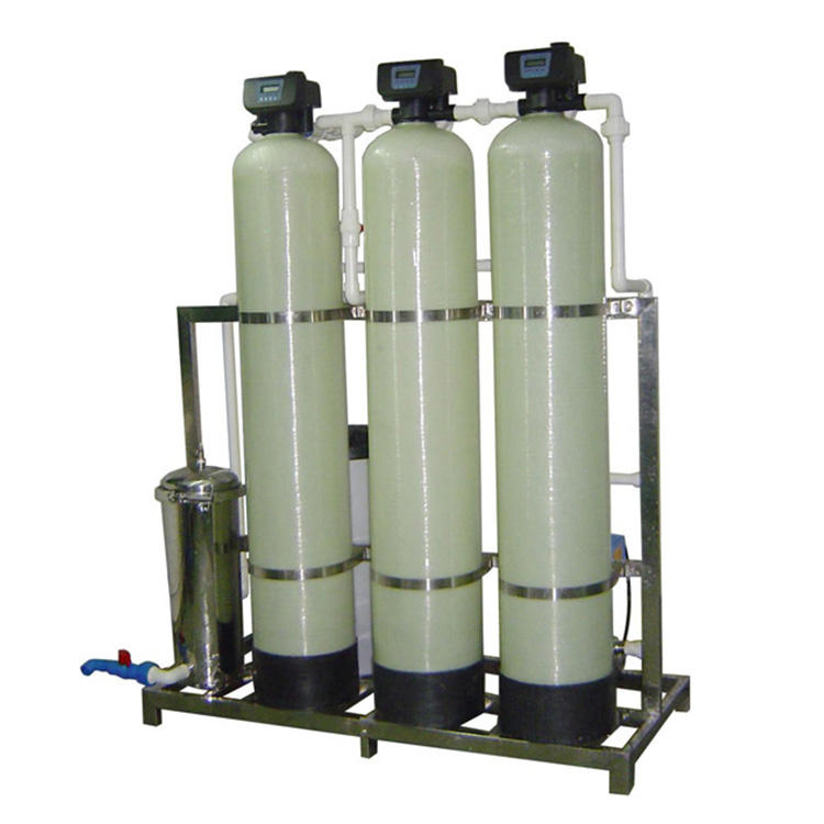 Low Energy Consumption Industrial Best Automatic Water Softener Price
