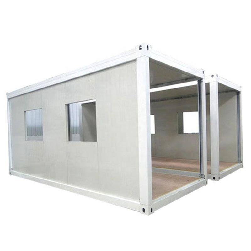 New Zealand Low Cost casas prefabricadas flat pack container house european container house