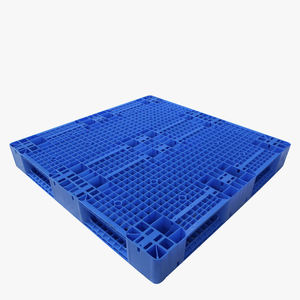 Large Reversible Heavy Duty two sides Euro Hdpe Plastic Pallet