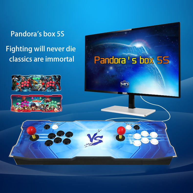 New Arrive 2688 in 1 Pandora box X 2 players handheld Video joystick arcade Game Console for sale