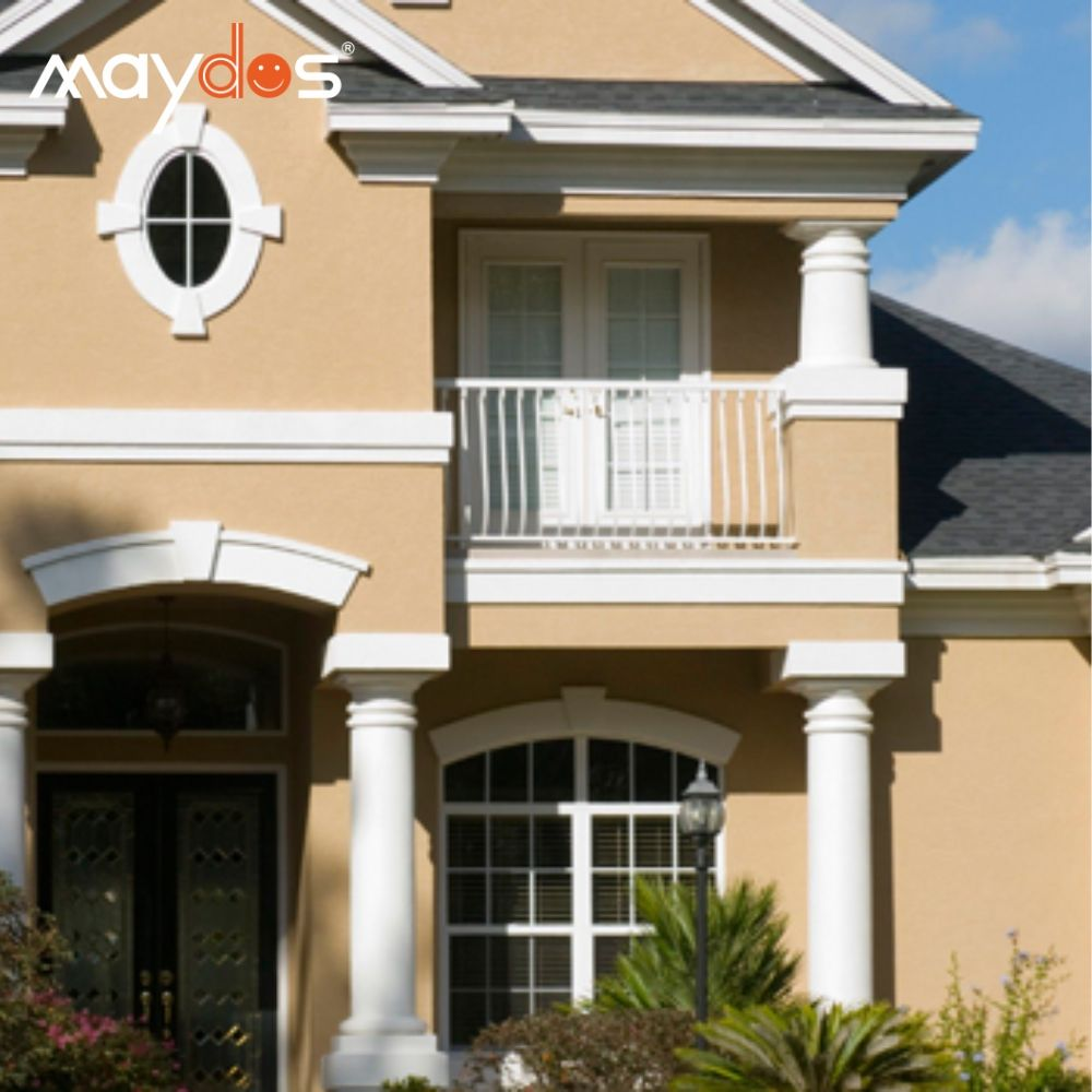 Dust proof Exterior Wall Home paint quality same as duponts