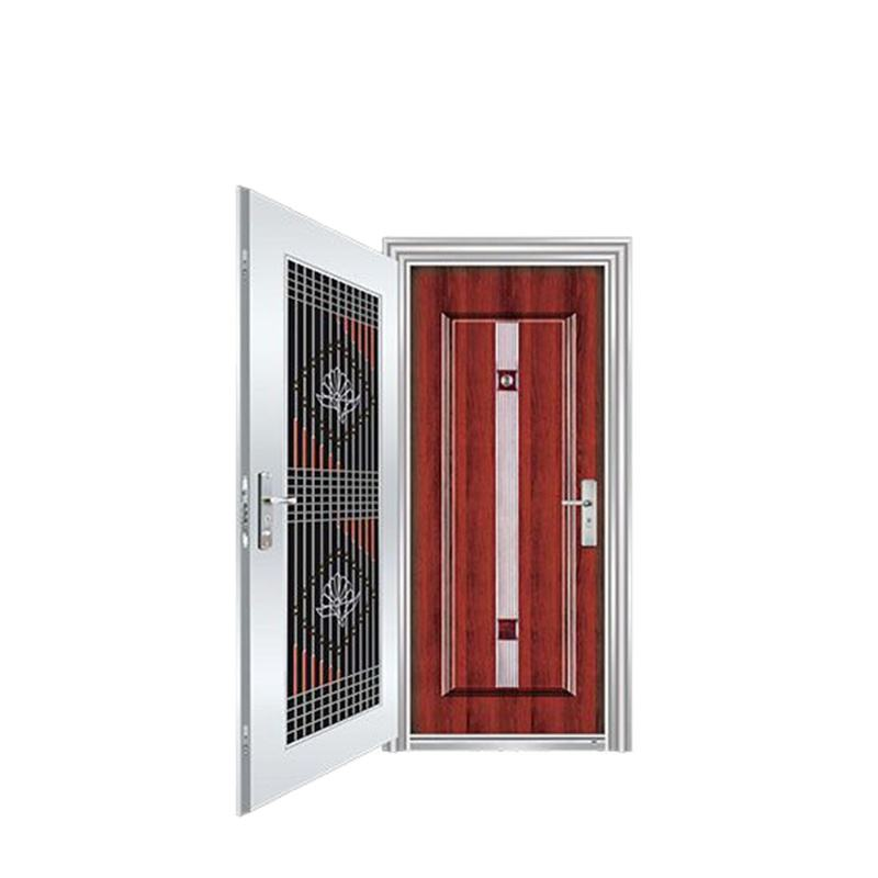 Assured Products commercial exterior frames manufacturers stainless steel door
